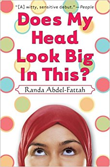 Does My Head Look Big In This? Paperback by Randa Abdel-fattah