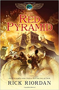 The Red Pyramid (The Kane Chronicles, Book 1) Hardcover by Rick Riordan