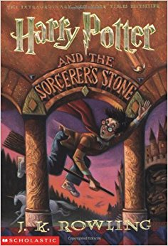 Harry Potter and the Sorcerer's Stone (Book 1) by J. K. Rowling