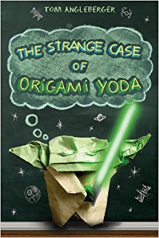 The Strange Case of Origami Yoda Hardcover by Tom Angleberger
