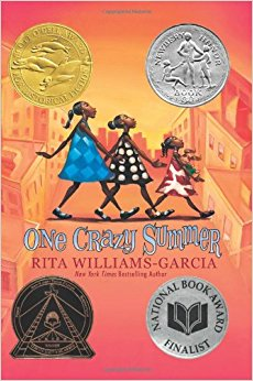 One Crazy Summer Paperback by Rita Williams-Garcia