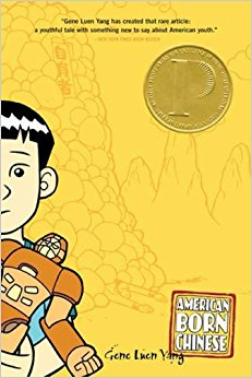 American Born Chinese Paperback by Gene Luen Yang