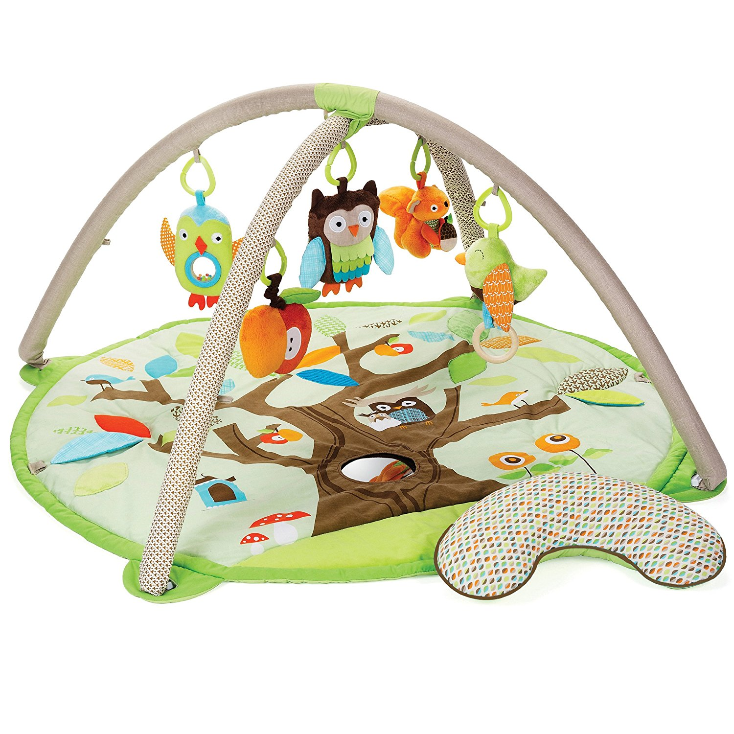 Skip Hop Treetop Friends Activity Gym Review  #toyreview  $63.74