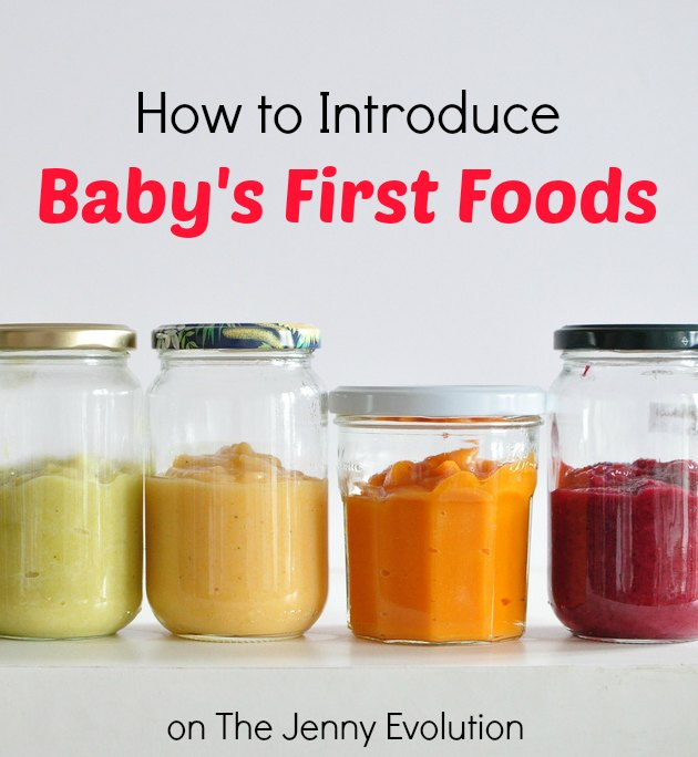 Baby's First Foods: Top Tips for Introducing Solid Foods