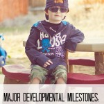 Developmental Milestones for Children 3-5