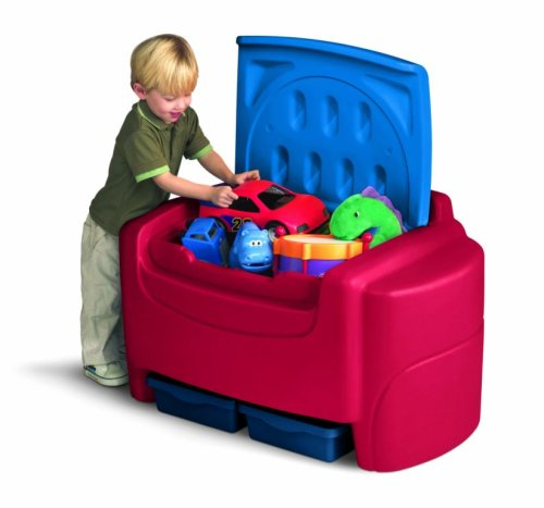 Little Tikes Primary Colors Toy Chest Review  $59.99