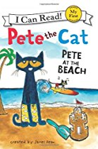 book Pete the Cat: Pete at the Beach
