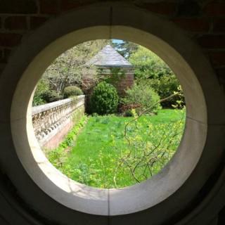 Garden Architecture Wordless Wednesday