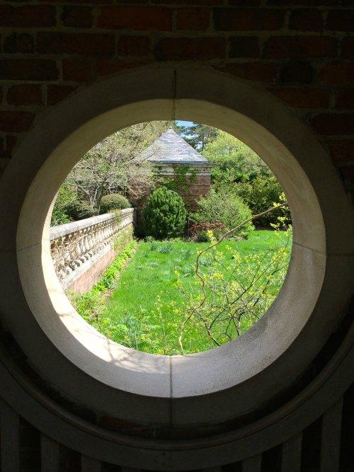 Garden Architecture at the Chicago Botanic Gardens