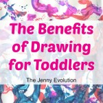 Benefits of Drawing for Toddlers