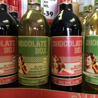 Chocolate Wine Wordless Wednesday