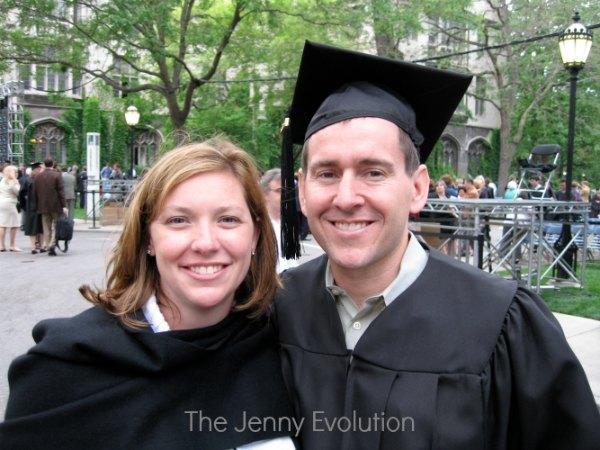 It's Not Just the Kids Graduating... It's the Parents.