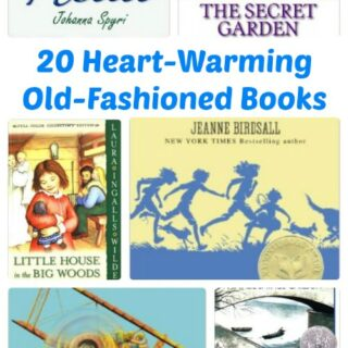 Heart-Warming Old-Fashioned Books for Kids
