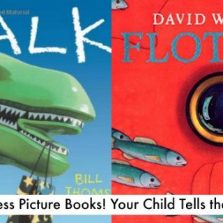 Forget the Words: Wordless Picture Books for Children