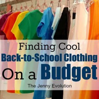 Finding Cool Back-to-School Clothing on a Budget