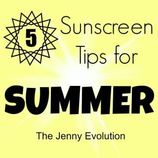 5 Sunscreen Tips for Summer