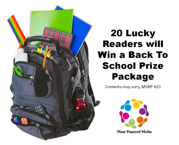 Back to School Tech Prize Package Giveaway!