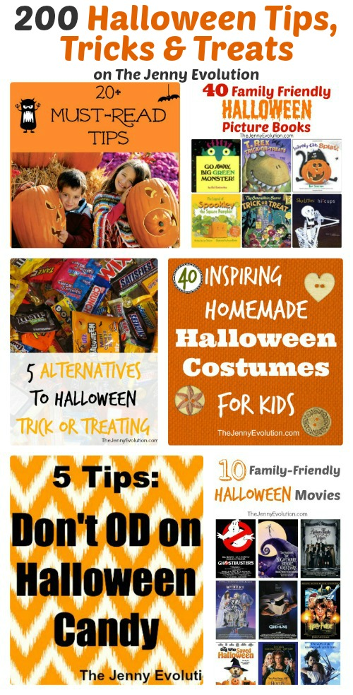 200+ Halloween Tips, Tricks and Treats on Mommy Evolution