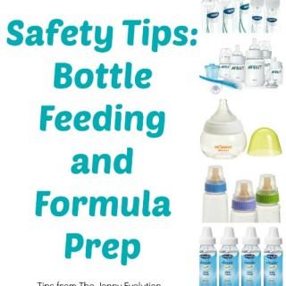 Safe Bottle Feeding Tips and Formula Prep