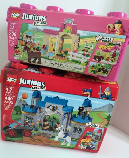 Lego Junionr Easy to Build Sets Perfect for Younger Kids | The Jenny Evolution