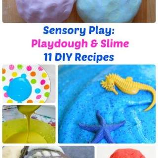 11 DIY Playdough and Slime Recipes | The Jenny Evolution