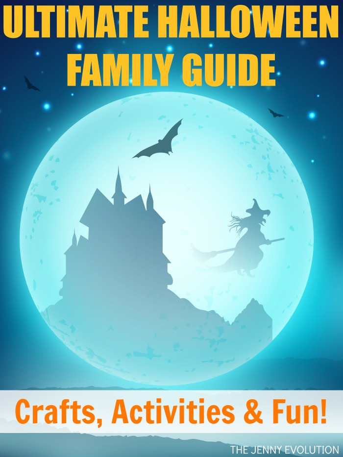 Ultimate Halloween Family Guide - Crafts, Activities, Recipes and more!