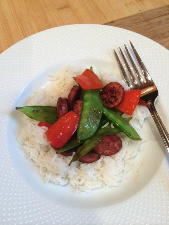 Turkey Sausage One-Dish Recipe - Super simple, easy and fast   The Jenny Evolution