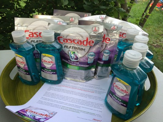 Cascade Giveaway