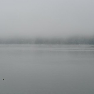 Fog in the Mountains Wordless Wednesday