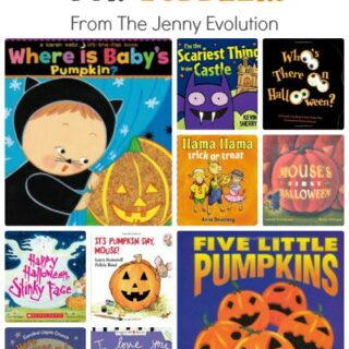 Best Halloween Books for Toddlers (Board Book Editions)
