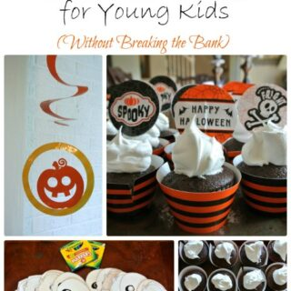 Host the Perfect Halloween Party For Young Kids Without Breaking the Bank | The Jenny Evolution