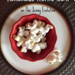 Low-Calorie Kettle Corn #Recipe | The Jenny Evolution