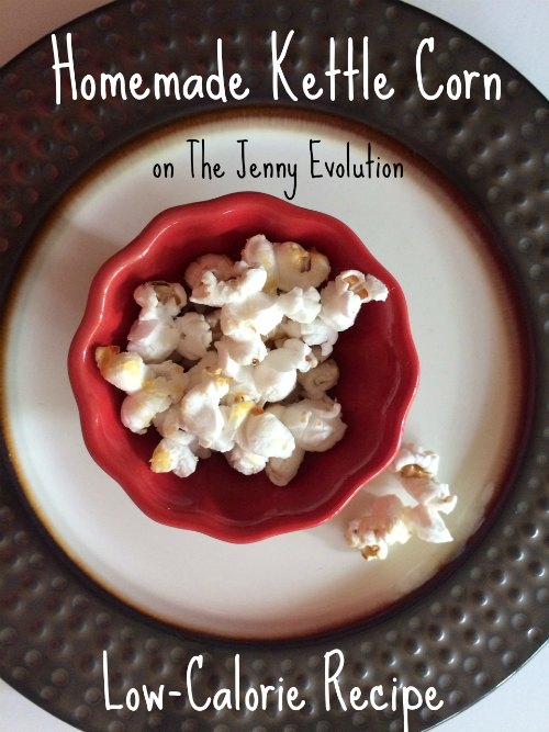 Low-Calorie Kettle Corn #Recipe | Mommy Evolution
