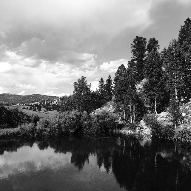 Colorful Colorado Just as beautiful in B&W | The Jenny Evolution