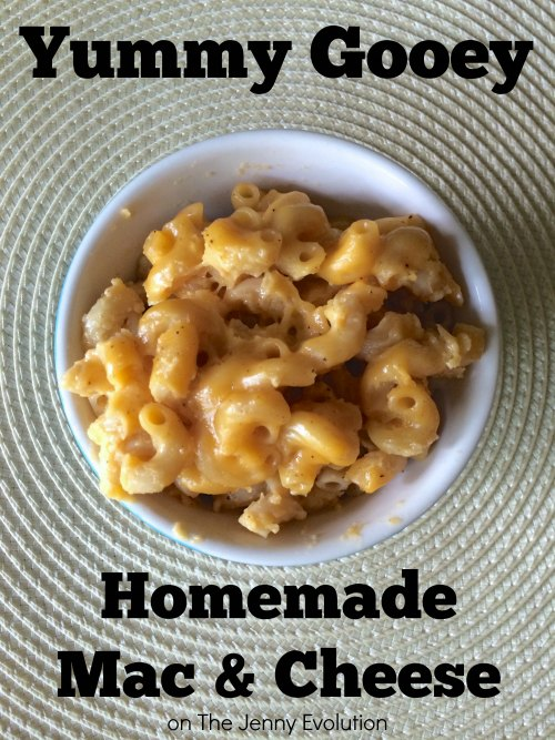 Homemade Mac & Cheese Recipe | The Jenny Evolution #macandcheese #recipe