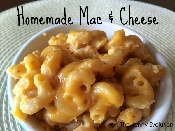 Homemade Mac & Cheese Recipe | Mommy Evolution #recipe #macandcheese