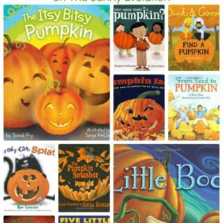 10 Children's Picture Books About Pumpkins | The Jenny Evolution