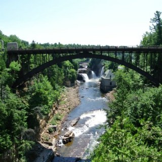 Ausable Chasm Wordless Wednesday