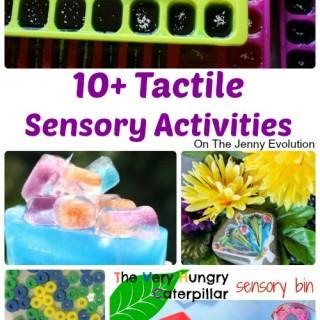 Tactile Sensory Activities | The Jenny Evolution