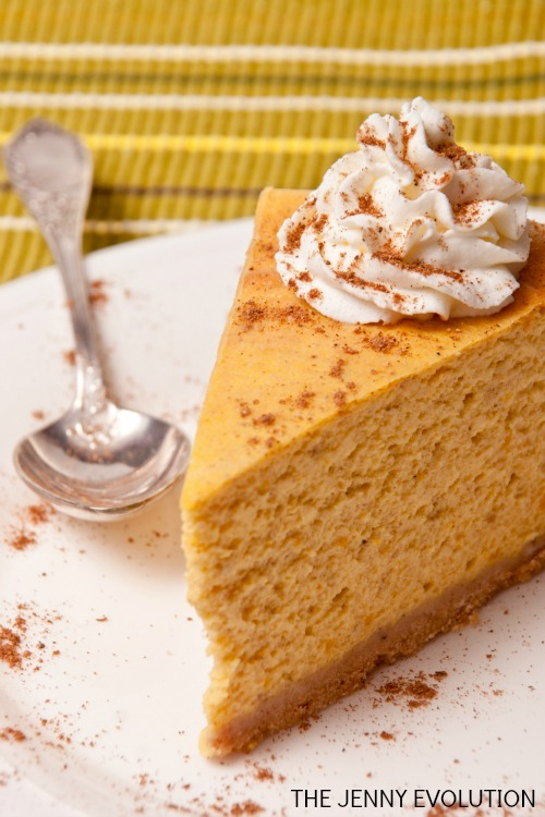 CHEESECAKE FACTORY PUMPKIN CHEESECAKE COPYCAT RECIPE The Jenny Evolution