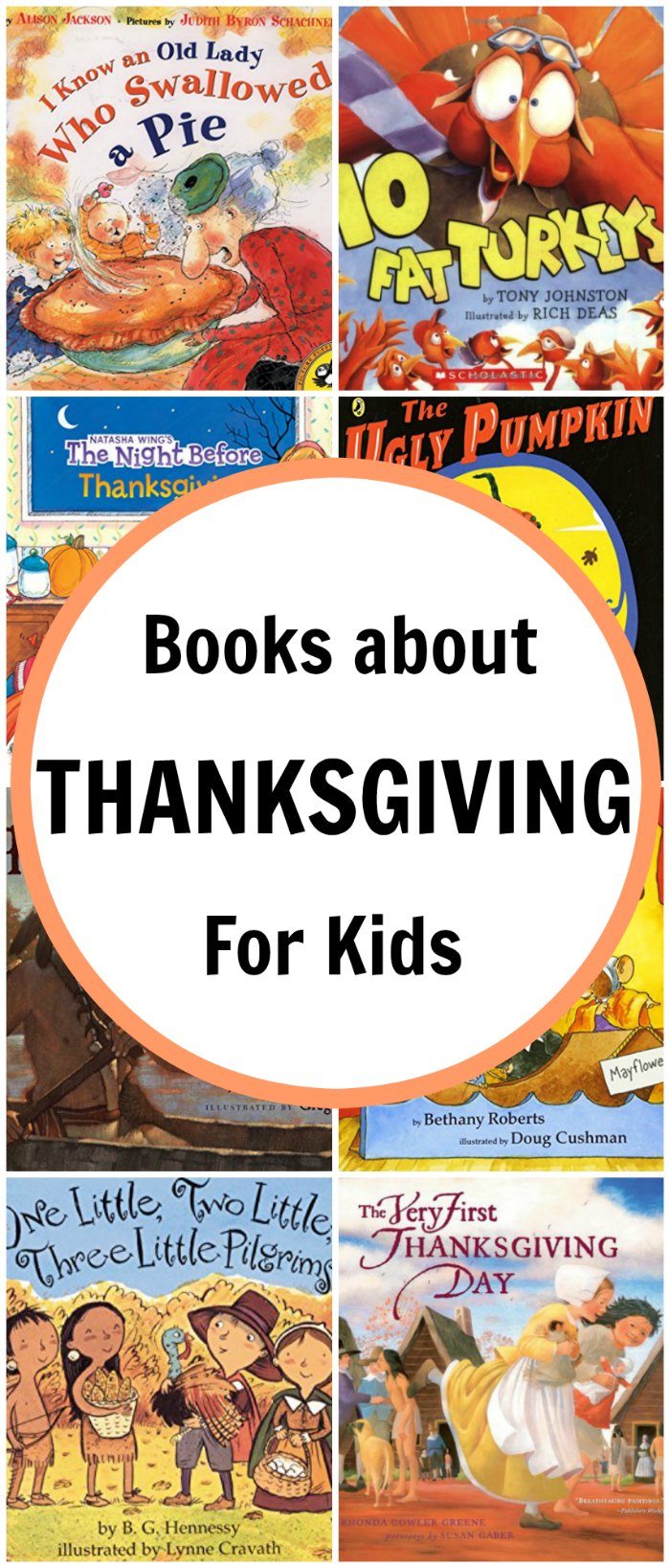 Turkey Time! Thanksgiving Picture Books for Children