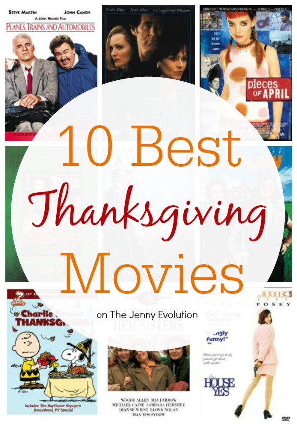 10 Best Thanksgiving Movies | Mommy Evolution