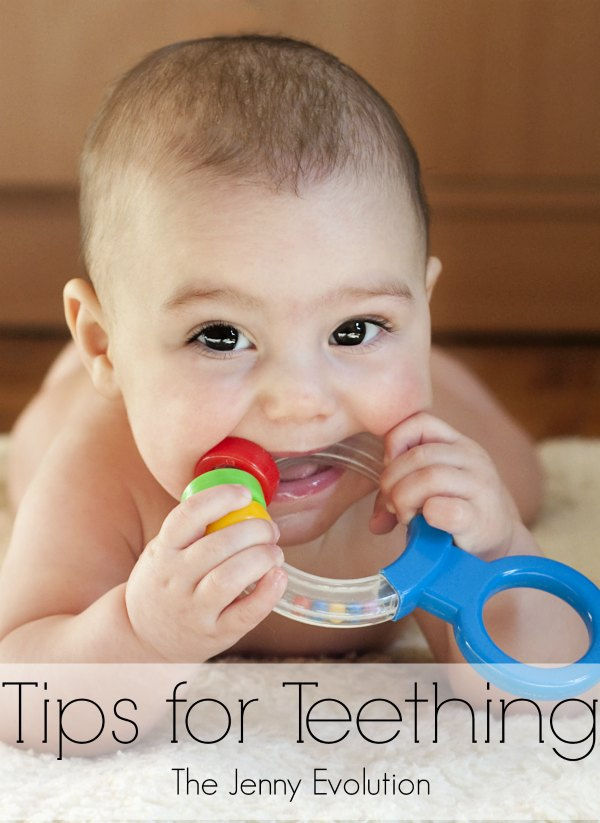 Tips for Teething Babies | Mommy Evolution