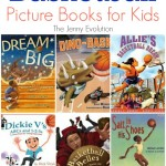 Picture Books About Basketball for Kids | The Jenny Evolution