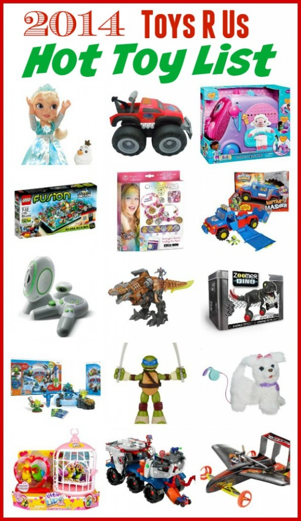 Toys R Us Toy List : Revealing the toys r us hot toy list