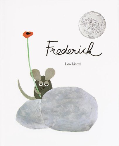 Frederick by Leo Lionni. Click for round-up of author activities and crafts.