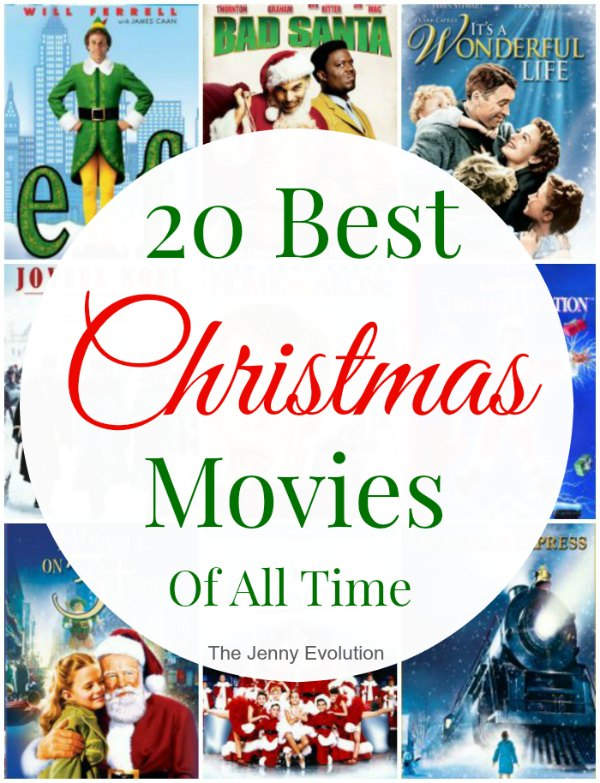20 Best Christmas Movies of All Time | The Jenny Evolution