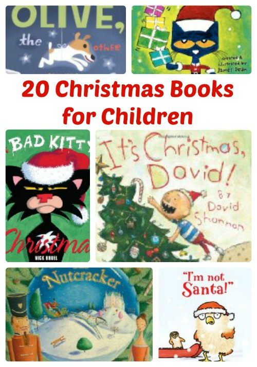 20 Marvelous Christmas Picture Books for Children | Mommy Evolution