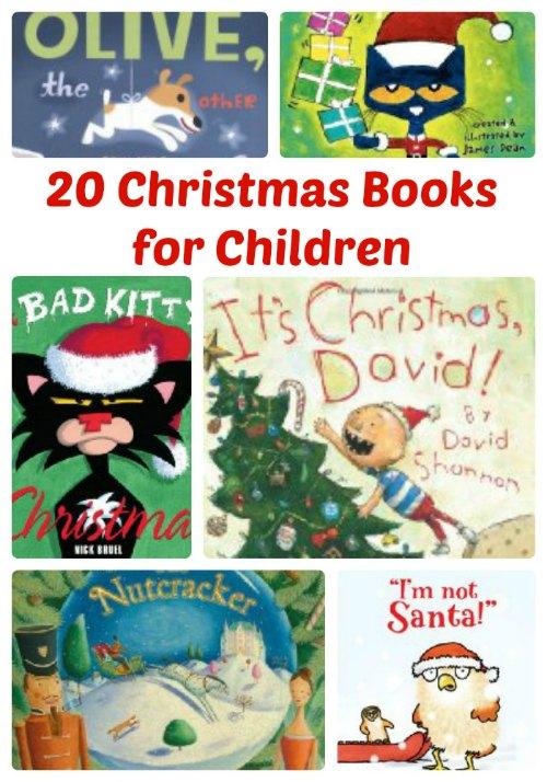 20 Marvelous Christmas Picture Books for Children