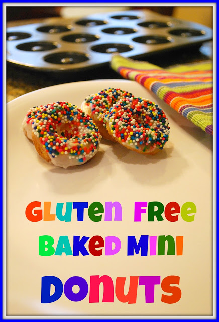 Gluten Free Donuts | Mess for Less